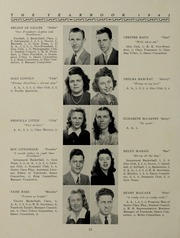 Page 16, 1942 Edition, Whitman High School - Spotlight Yearbook (Whitman, MA) online yearbook collection