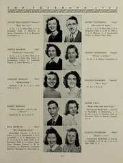 Page 17, 1942 Edition, Whitman High School - Spotlight Yearbook (Whitman, MA) online yearbook collection
