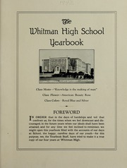 Page 5, 1942 Edition, Whitman High School - Spotlight Yearbook (Whitman, MA) online yearbook collection