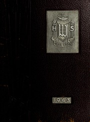 1943 Edition, Whitman High School - Spotlight Yearbook (Whitman, MA)