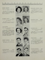 Page 11, 1943 Edition, Whitman High School - Spotlight Yearbook (Whitman, MA) online yearbook collection