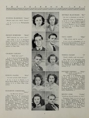 Page 12, 1943 Edition, Whitman High School - Spotlight Yearbook (Whitman, MA) online yearbook collection