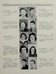 Page 13, 1943 Edition, Whitman High School - Spotlight Yearbook (Whitman, MA) online yearbook collection