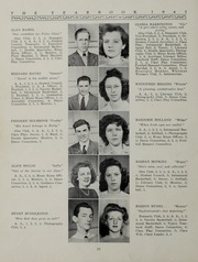 Page 14, 1943 Edition, Whitman High School - Spotlight Yearbook (Whitman, MA) online yearbook collection