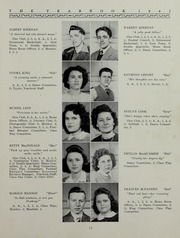 Page 15, 1943 Edition, Whitman High School - Spotlight Yearbook (Whitman, MA) online yearbook collection