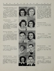 Page 16, 1943 Edition, Whitman High School - Spotlight Yearbook (Whitman, MA) online yearbook collection