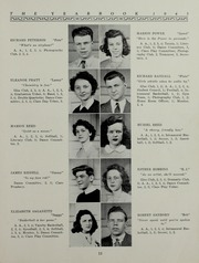Page 17, 1943 Edition, Whitman High School - Spotlight Yearbook (Whitman, MA) online yearbook collection