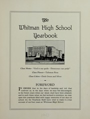 Page 5, 1943 Edition, Whitman High School - Spotlight Yearbook (Whitman, MA) online yearbook collection