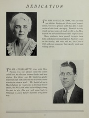 Page 7, 1943 Edition, Whitman High School - Spotlight Yearbook (Whitman, MA) online yearbook collection