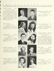 Page 11, 1946 Edition, Whitman High School - Spotlight Yearbook (Whitman, MA) online yearbook collection