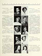Page 13, 1946 Edition, Whitman High School - Spotlight Yearbook (Whitman, MA) online yearbook collection
