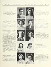 Page 15, 1946 Edition, Whitman High School - Spotlight Yearbook (Whitman, MA) online yearbook collection