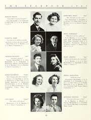 Page 16, 1946 Edition, Whitman High School - Spotlight Yearbook (Whitman, MA) online yearbook collection