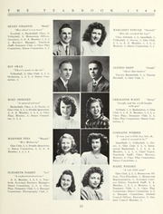 Page 17, 1946 Edition, Whitman High School - Spotlight Yearbook (Whitman, MA) online yearbook collection