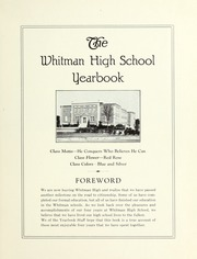Page 5, 1946 Edition, Whitman High School - Spotlight Yearbook (Whitman, MA) online yearbook collection