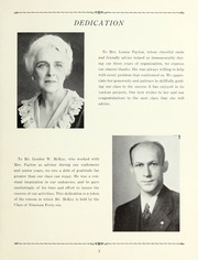 Page 7, 1946 Edition, Whitman High School - Spotlight Yearbook (Whitman, MA) online yearbook collection