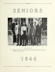 Page 9, 1946 Edition, Whitman High School - Spotlight Yearbook (Whitman, MA) online yearbook collection