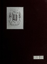 1951 Edition, Whitman High School - Spotlight Yearbook (Whitman, MA)