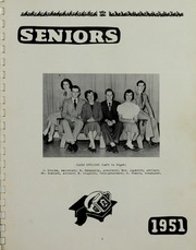 Page 11, 1951 Edition, Whitman High School - Spotlight Yearbook (Whitman, MA) online yearbook collection
