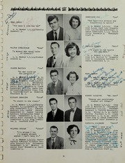 Page 15, 1951 Edition, Whitman High School - Spotlight Yearbook (Whitman, MA) online yearbook collection