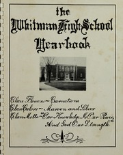 Page 5, 1951 Edition, Whitman High School - Spotlight Yearbook (Whitman, MA) online yearbook collection