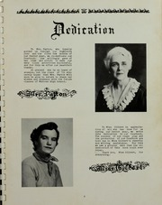 Page 7, 1951 Edition, Whitman High School - Spotlight Yearbook (Whitman, MA) online yearbook collection