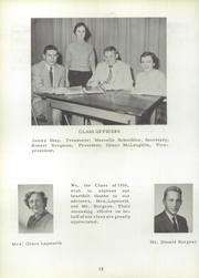 Page 16, 1956 Edition, Whitman High School - Spotlight Yearbook (Whitman, MA) online yearbook collection