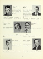 Page 17, 1957 Edition, Whitman High School - Spotlight Yearbook (Whitman, MA) online yearbook collection