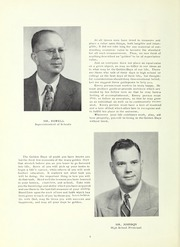 Page 8, 1957 Edition, Whitman High School - Spotlight Yearbook (Whitman, MA) online yearbook collection
