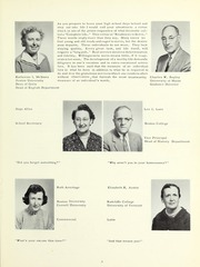 Page 9, 1957 Edition, Whitman High School - Spotlight Yearbook (Whitman, MA) online yearbook collection