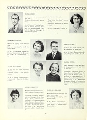 Page 14, 1959 Edition, Whitman High School - Spotlight Yearbook (Whitman, MA) online yearbook collection