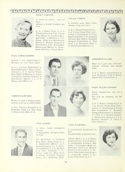 Page 16, 1959 Edition, Whitman High School - Spotlight Yearbook (Whitman, MA) online yearbook collection