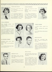Page 17, 1959 Edition, Whitman High School - Spotlight Yearbook (Whitman, MA) online yearbook collection