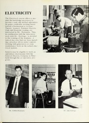 Page 15, 1967 Edition, McCann Technical School - Artisan Yearbook (North Adams, MA) online yearbook collection