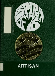 1976 Edition, McCann Technical School - Artisan Yearbook (North Adams, MA)