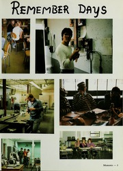 Page 7, 1986 Edition, McCann Technical School - Artisan Yearbook (North Adams, MA) online yearbook collection