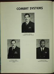 Page 10, 1990 Edition, Scott (DDG 995) - Naval Cruise Book online yearbook collection