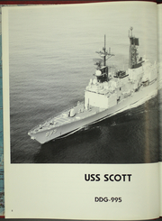 Page 6, 1990 Edition, Scott (DDG 995) - Naval Cruise Book online yearbook collection