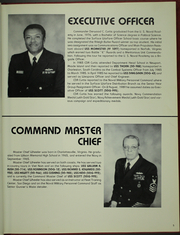 Page 9, 1990 Edition, Scott (DDG 995) - Naval Cruise Book online yearbook collection