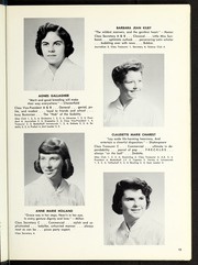 Page 17, 1960 Edition, Dominican Academy - Dominilog Yearbook (Fall River, MA) online yearbook collection