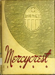 Mount St Marys Academy - Mercycrest Yearbook (Fall River, MA) online yearbook collection, 1956 Edition, Page 1