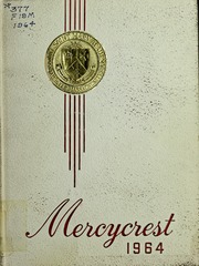 Mount St Marys Academy - Mercycrest Yearbook (Fall River, MA) online yearbook collection, 1964 Edition, Page 1