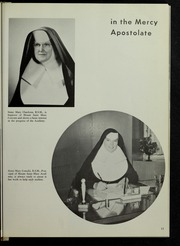 Page 15, 1965 Edition, Mount St Marys Academy - Mercycrest Yearbook (Fall River, MA) online yearbook collection