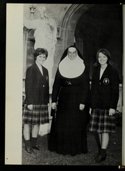 Page 8, 1965 Edition, Mount St Marys Academy - Mercycrest Yearbook (Fall River, MA) online yearbook collection