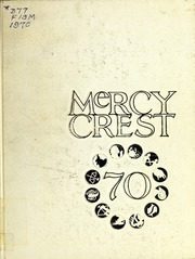 Page 1, 1970 Edition, Mount St Marys Academy - Mercycrest Yearbook (Fall River, MA) online yearbook collection