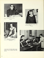 Page 14, 1970 Edition, Mount St Marys Academy - Mercycrest Yearbook (Fall River, MA) online yearbook collection