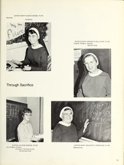 Page 17, 1970 Edition, Mount St Marys Academy - Mercycrest Yearbook (Fall River, MA) online yearbook collection