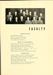 Page 15, 1939 Edition, New Bedford Institute of Technology - Fabricator Yearbook (New Bedford, MA) online yearbook collection