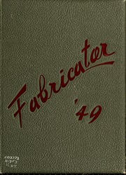 Page 1, 1949 Edition, New Bedford Institute of Technology - Fabricator Yearbook (New Bedford, MA) online yearbook collection