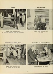 Page 10, 1952 Edition, New Bedford Institute of Technology - Fabricator Yearbook (New Bedford, MA) online yearbook collection